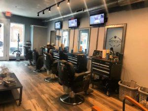 Gents Barber Lounge