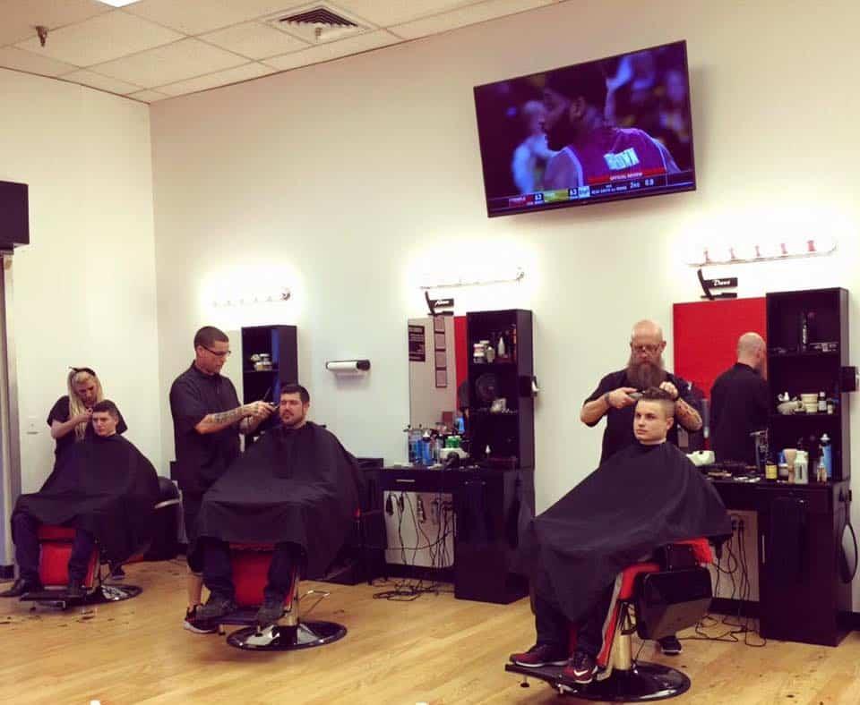 Adam's Barber Lounge