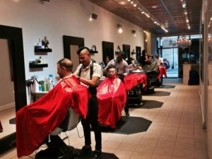 Barbering By Marcus