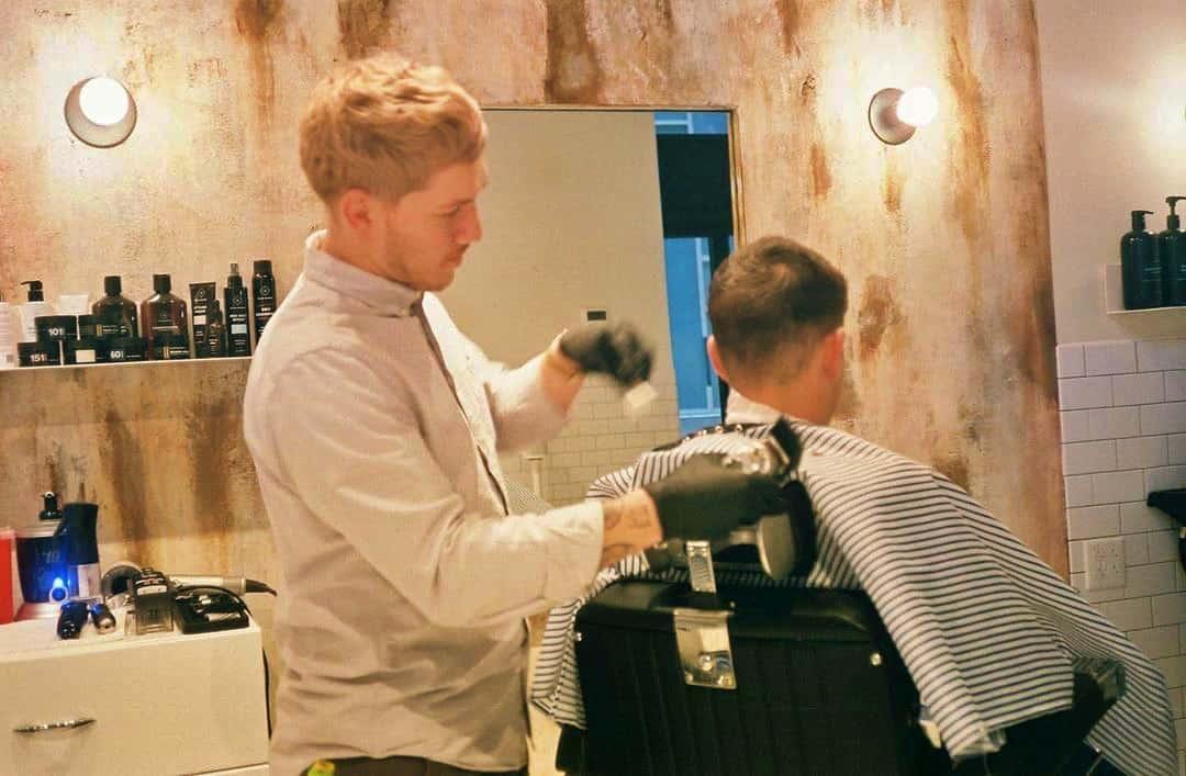 Blind Barber (Philadelphia)