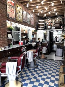 Groomers and Pomade Brooklyn