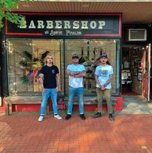 Iron & Tread Barbershop