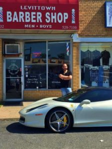 Levittown Barber Shop NY