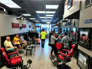 Man to Man Barber Shop Seaford