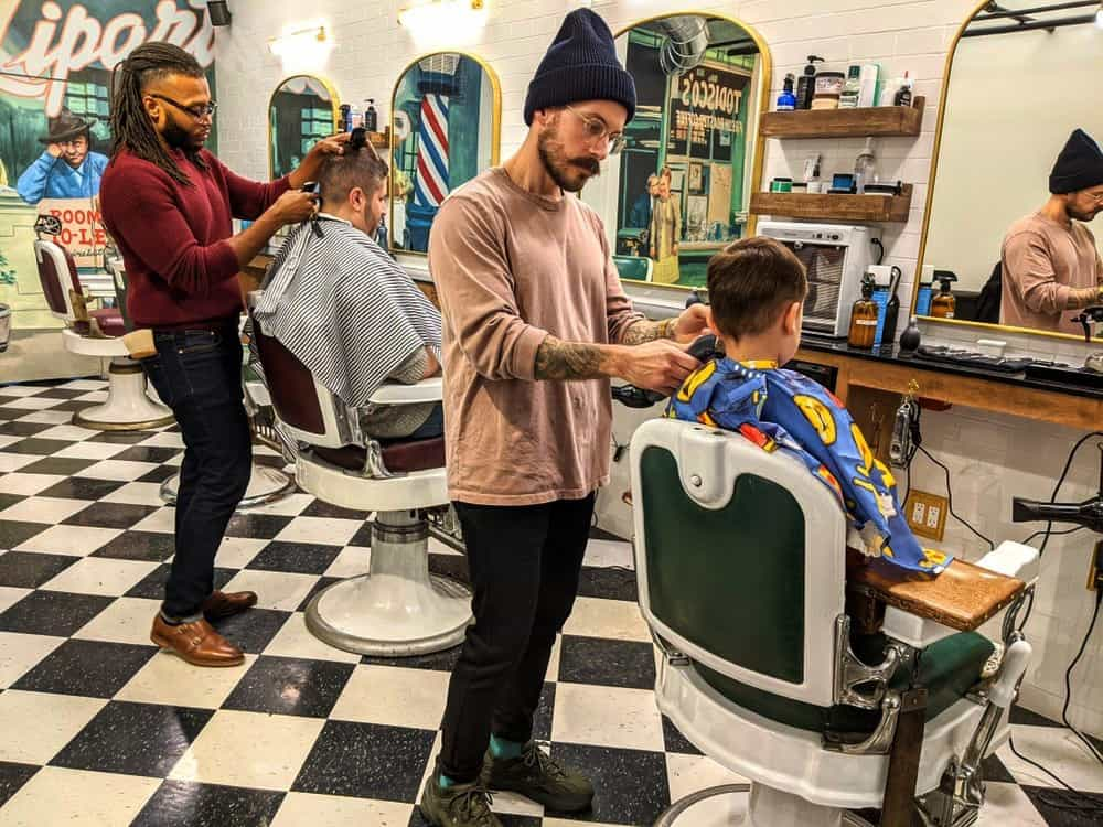 Markdaniel Barbershop (Jersey City) • Prices, Hours, Reviews etc ...