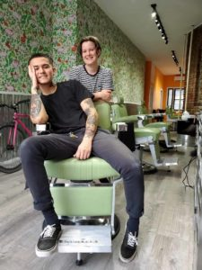 Otis & Finn Barbershop (Greenpoint)