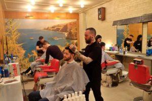 Persons of Interest Barbershop (Carroll Gardens)