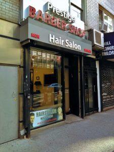 Prestige Barber Shop NYC