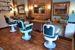 The Land of Barbers Brooklyn