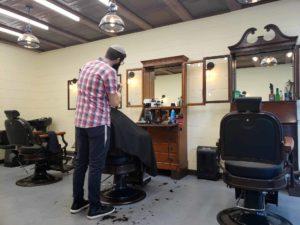 The Railroad Barber Brooklyn