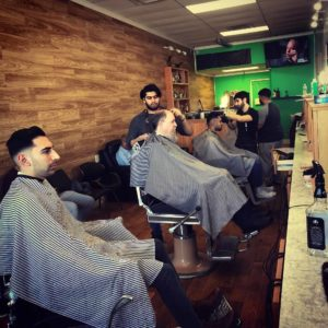 The Silent Barber Bellmore