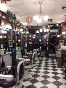 York Barber Shop New York